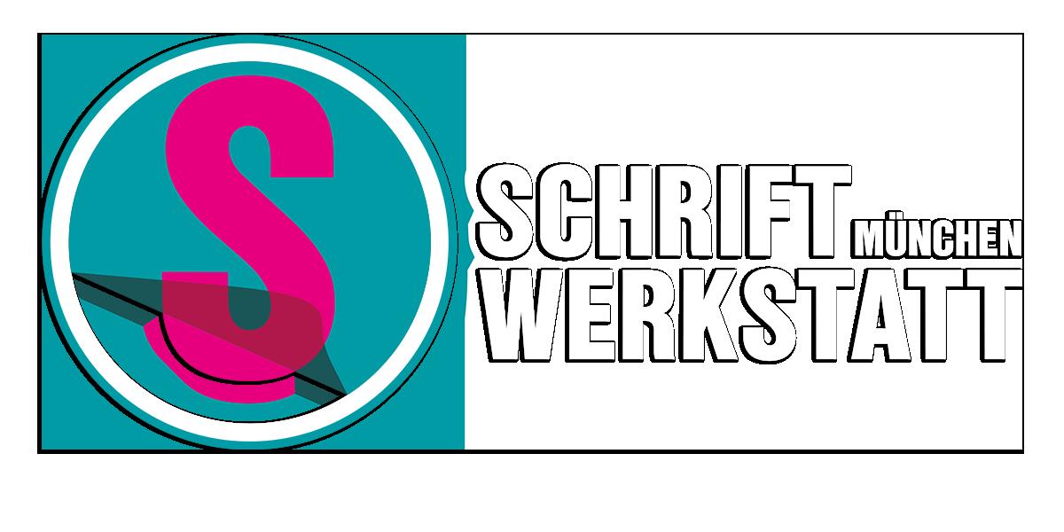 Logo Schriftwerkstatt München